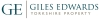Giles Edwards Yorkshire Property, Masham logo