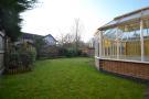 External rear garden