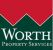 Worth Property Services, Hemyock logo