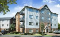 2 bed new Flat for sale in Rye Lane, Dunton Green...