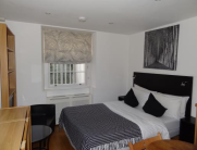 Studio apartment in Cartwright Gardens WC1