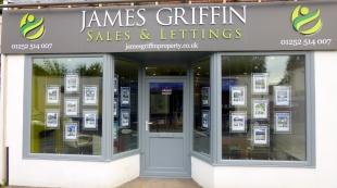James Griffin Sales & Lettings Ltd, Farnboroughbranch details