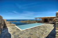 new development in Cyclades islands, Tzia...
