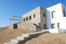 new development in Megalo Livadi, Serifos...