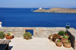 Villa for sale in Cyclades islands, Tzia...