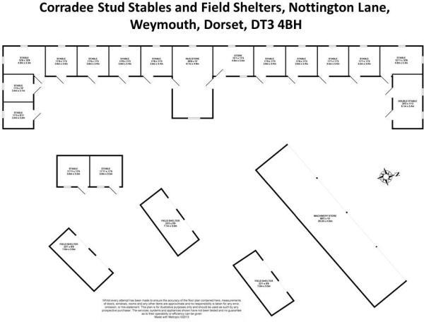 Corradee stud stable