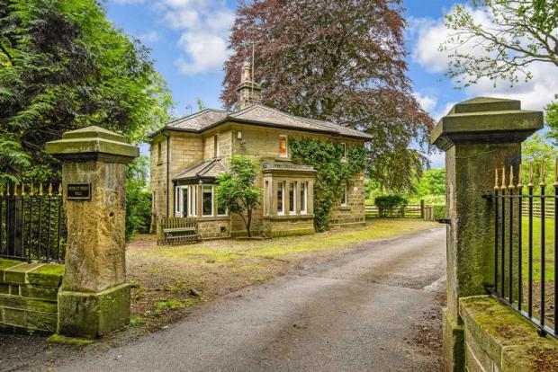 Winsley Old Lodge