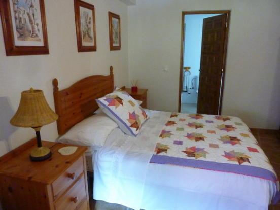 Guest double bedroom