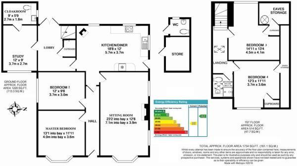 Floor Plan & EPC