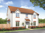 4 bedroom new home for sale in Offenham Road, Evesham...
