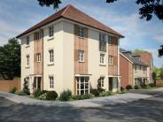 4 bedroom new home in Samwell Way Northampton...