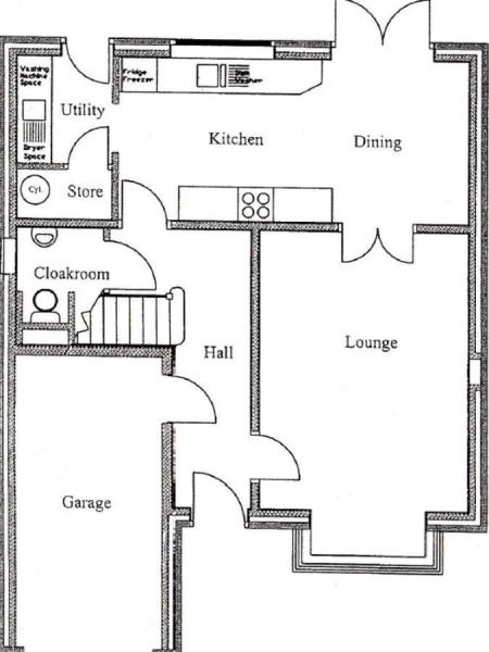 Ground Floor Plan jp