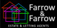 Farrow & Farrow Estate & Lettings Agents, Rossendale & Bacup logo