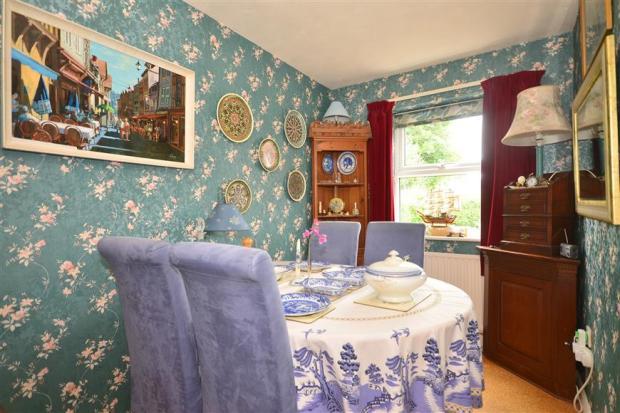 Dining Area / Bedroom 4