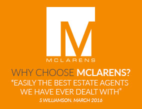 Get brand editions for Mclarens , Estate Agents