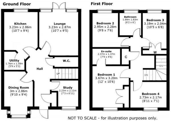Floorplan - Newton Grange