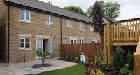 3 bed new development for sale in Oak Bank Mill...