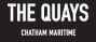 The Quays, Chatham Maritime logo