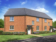 3 bed new house in Stoneover Lane...