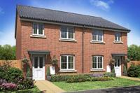 3 bed new property for sale in Stoneover Lane...