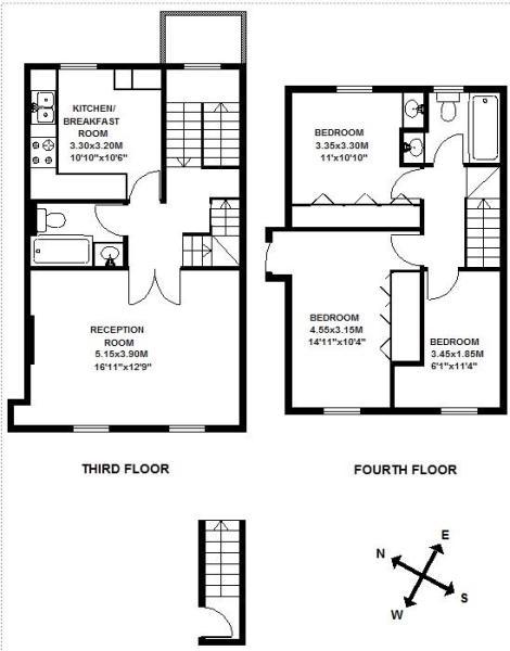 Floorplan 60 E Clave