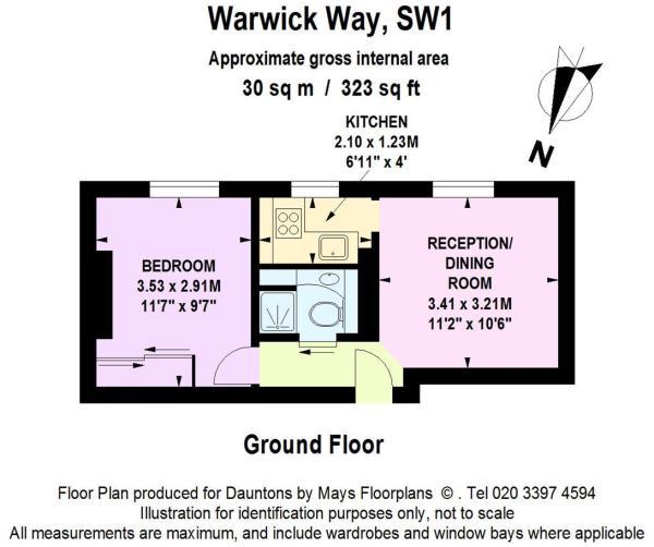 Warwick Way