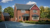 4 bedroom new property in Cherry Vale...