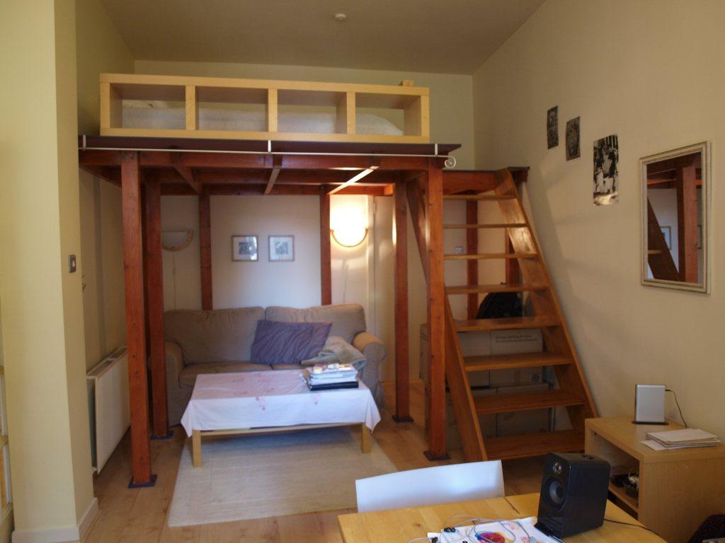 Studio Flat To Rent In St Stephen S Street Stockbridge