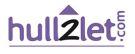 hull2let.com, Hull logo