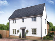 2 bed new home for sale in St. Johns Road...