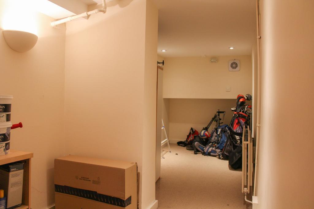 Basement - Storage / Guest Stay