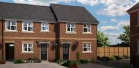 3 bed new house for sale in Fallowfield Gardens...