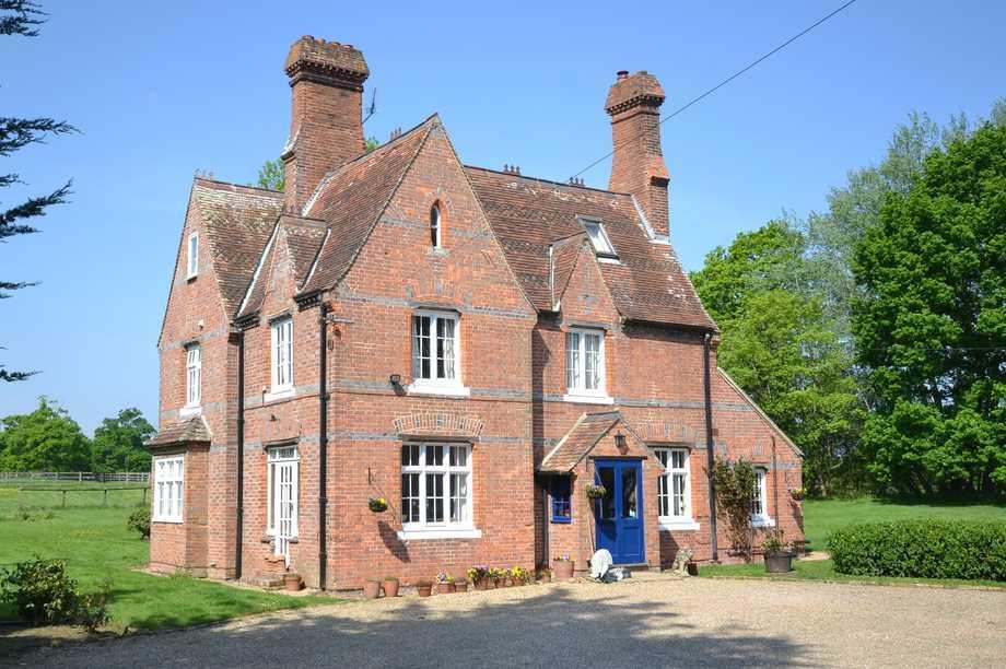 Harbourne Farmhouse