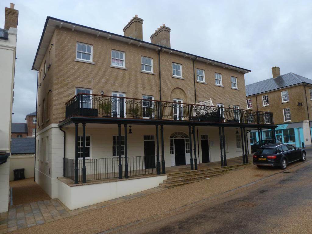 2 Bedroom Apartment To Rent In Buttermarket Poundbury Dorchester Dt1