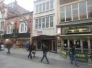 Shop in Market Street, Leicester...
