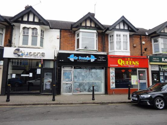 Knitting Queens Road Leicester : Bedroom retail property high street for sale in queens