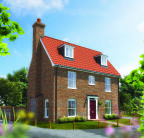 4 bedroom new house in Norwich Road, Cromer...