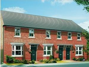 Richmond Place by David Wilson Homes, Phoenix Place, Great Sankey, Warrington, WA5 8HD