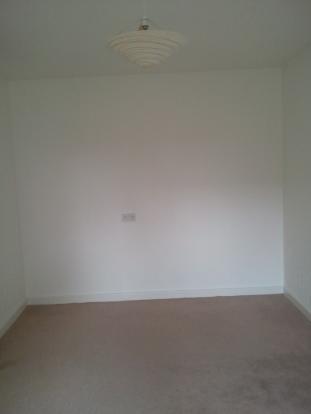 Rear of bedroom