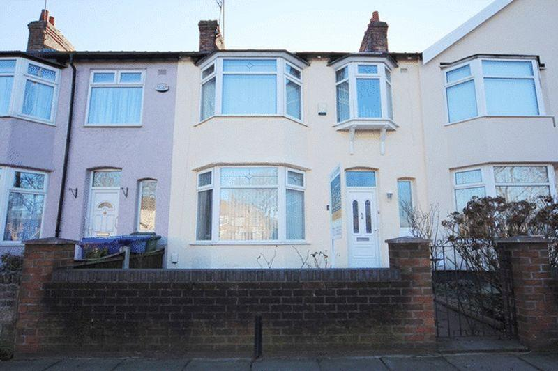 3 Bedroom Terraced House For Sale In Queens Drive Stoneycroft Liverpool L13 L13