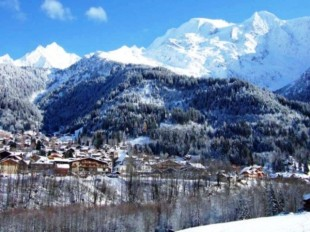 2 bedroom Flat in Rhone Alps, Haute-Savoie...