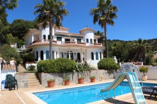 Detached home in Andalusia, M�laga, Mijas
