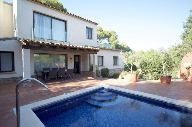 4 bedroom Detached Villa in Begur, Girona, Catalonia