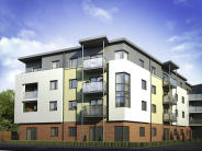 2 bedroom new Apartment for sale in Rodney Road, Newport...