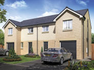 3 bedroom new house in Dalry Road, Stewarton...