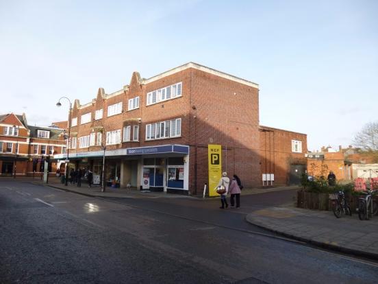 Ncp Car Park Tacket Street Ipswich