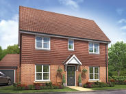 3 bed new house for sale in Gleneagles Drive, Tovil...