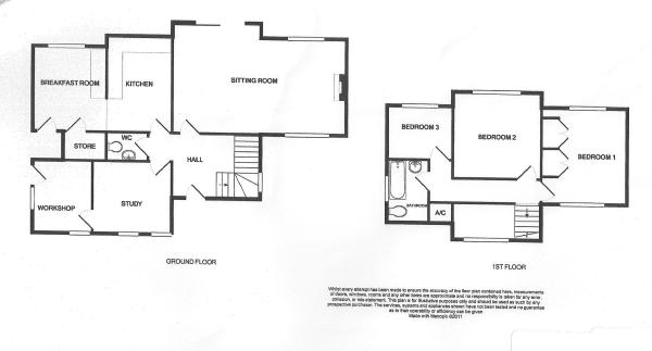 EXISTING FLOORPLAN