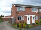 2 bed semi detached home in Stephenson Way, Groby...