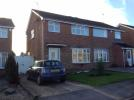 3 bed semi detached home to rent in Overfield Close, Ratby...